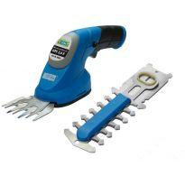 Akumulátorové nůžky na trávu a keře GPS 3,6V LI-ION GÜDE (95501)