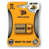 Alkalická baterie 6LR61/9V, blistr 1 ks
