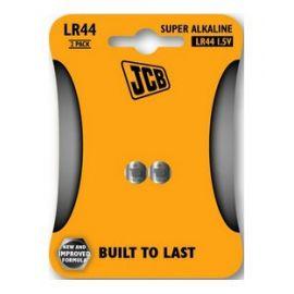 Alkalická baterie LR44, blistr 2 ks