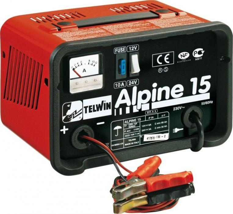 Alpine 15 - Nabíječka TELWIN