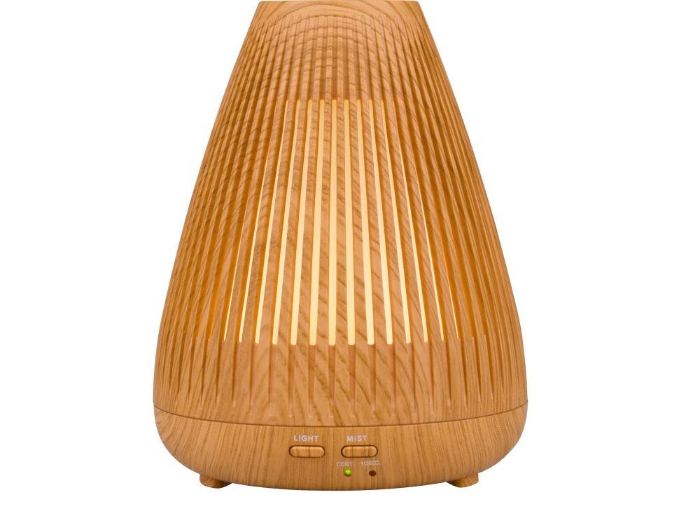 Aroma difuzér BEAM - PAPRSEK, osvěžovač a zvlhčovač vzduchu, imitace světlého dřeva NATURE7 *HOBY 0.592Kg 569610