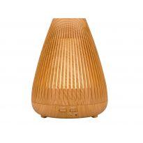 Aroma difuzér BEAM - PAPRSEK, osvěžovač a zvlhčovač vzduchu, imitace světlého dřeva NATURE7