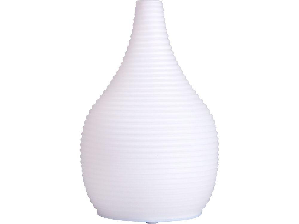 Aroma difuzér SNOWY - SNĚŽNÝ, osvěžovač a zvlhčovač vzduchu, mléčné sklo, USB NATURE7 *HOBY 0.85Kg 569611