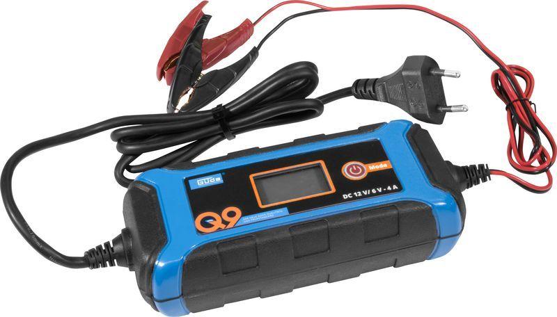 Automatická nabíječka baterií GAB 4 A GÜDE Nářadí-Sklad 1 | 1