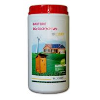 Bakterie do suchých WC - BIODRY 1 kg KAXL