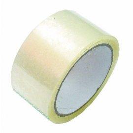 Balící PP páska 48mm/66m TRANSPARENT 108221
