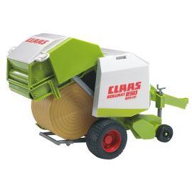 Balíkovač slámy Claas Rollant 250 - kulaté balíky 02121 BRUDER