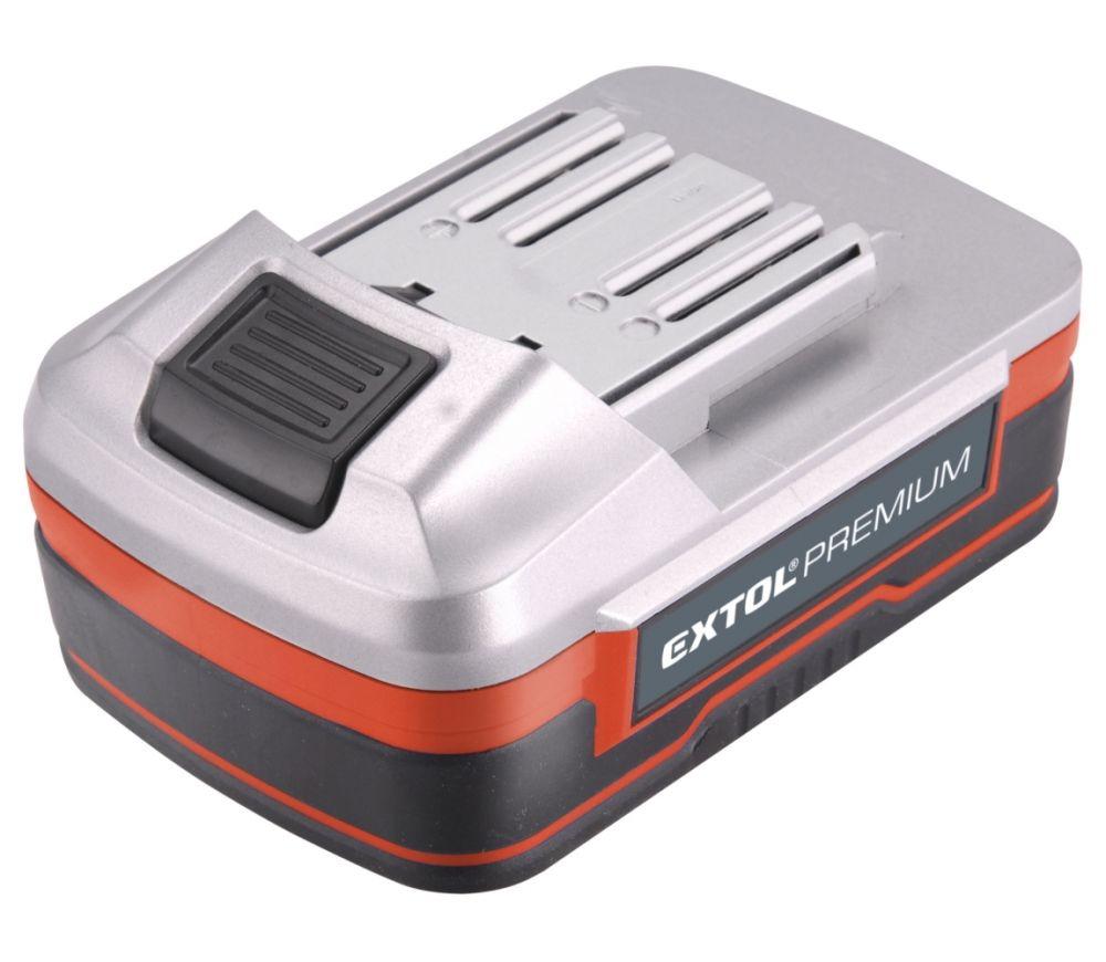 Baterie akumulátorová 18V, 1500mAh pro 8891110, 8891111, 88911112, EXTOL PREMIUM Nářadí-Sklad 1 | 0.45