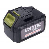 Baterie akumulátorová, 20V Li-ion, 1500mAh EXTOL CRAFT