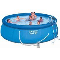 Bazén Intex kompletset s kartušovou filtrací 4,57 x 1,22 m