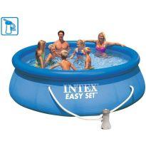 Bazén Intex s kartušovou filtrací 3,96 x 0,84 m