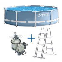 Bazén Marimex Florida 3,66x0,99 m PRISM + PF Sand 4 Set