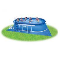 Bazén Marimex Tampa ovál 3,05x5,49x1,07 m komplet+ kart.filtrace M1