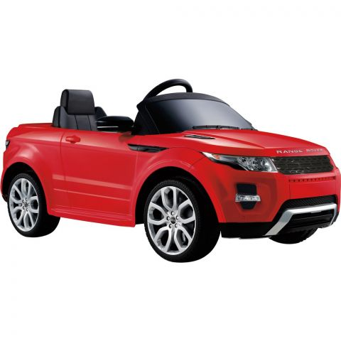 BEC 8027 El. Auto Rover Red BUDDY TOYS