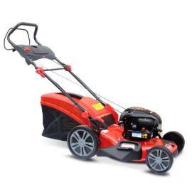 Benzínová sekačka na trávu FL 460 P 3v1 B & S 500 GREEN WORLD