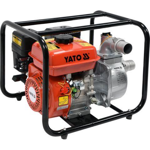 """Benzínové vodní čerpadlo 2"""", 3,6kW, 30m3/h YATO"""