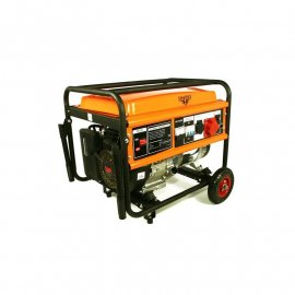 Benzínový generátor SH 6500-F SHARKS