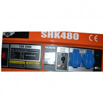 Benzínový generátor Sharks SH 2580-PT SHK480