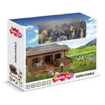 Farma - stáj BGA 1041 BUDDY TOYS