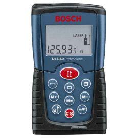 BOSCH Laserový měřič vzdálenosti DLE 40