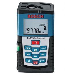 BOSCH Laserový měřič vzdálenosti DLE 70 Professional