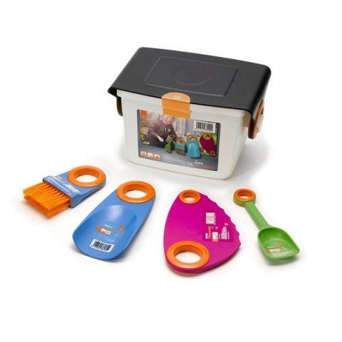 Box Set s dětským drobným nářadím FISKARS 138200