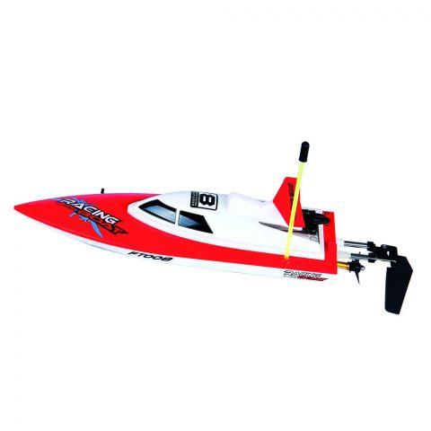 BRB 2801 RC loď 280 červená BUDDY TOYS