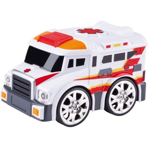 BRC 00140 RC auto fire BUDDY TOYS