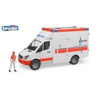 Bruder 2536 Mercedes Benz Sprinter Ambulance