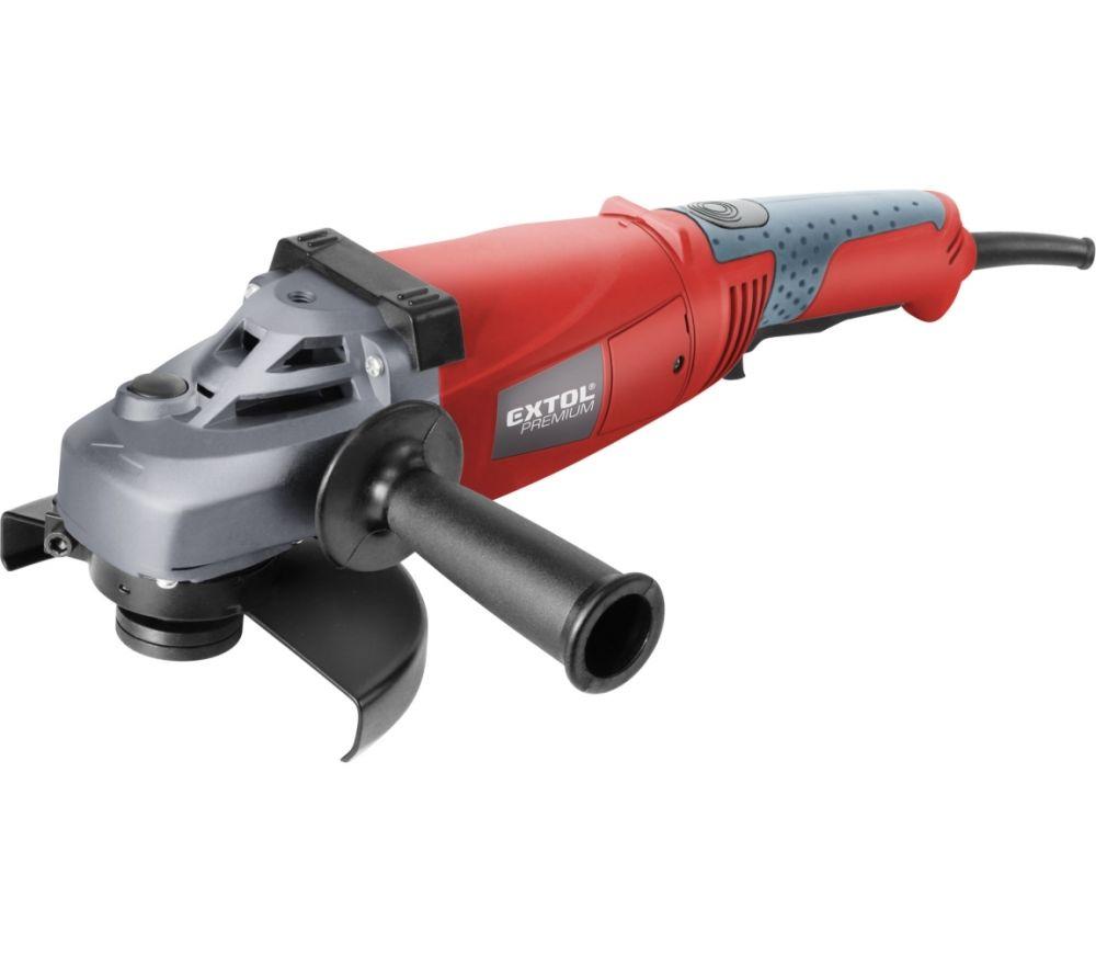 Bruska úhlová 150mm 1200W, 8000ot/min, AG 150 AR, EXTOL PREMIUM Nářadí-Sklad 1 | 4