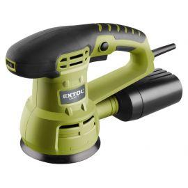 Bruska vibrační excentrická, 430W, 125mm, EXTOL CRAFT