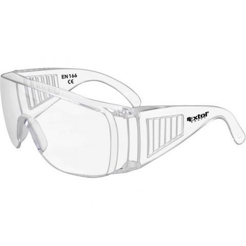 Brýle ochranné polykarbonát, čiré EXTOL CRAFT