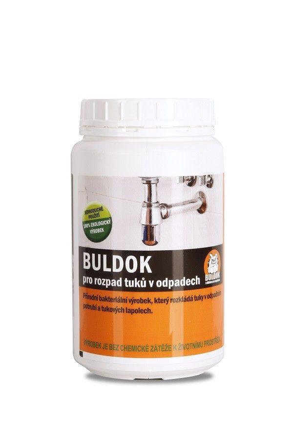 BULDOK Pro rozpad tuků v odpadech 0,5kg *HOBY 0Kg 2710604