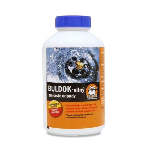 BULDOK-silný, Pro čisté odpady 0,75kg