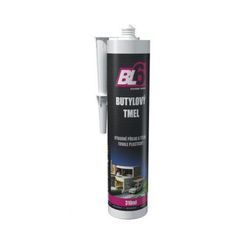 Butylový tmel BL6 šedý - kartuše 310ml