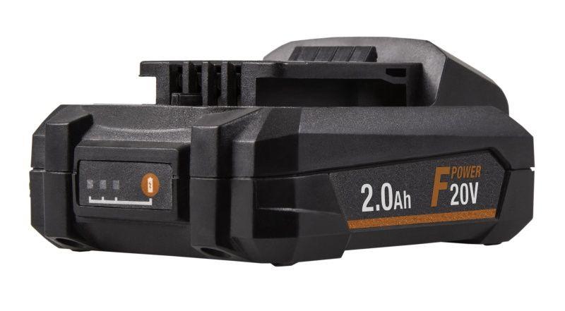 CDA1136 - Akumulátor s indikátorem Li-Ion 20V, 2Ah FERM Nářadí-Sklad 1 | 0