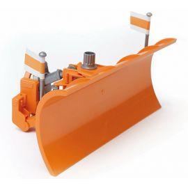 Čelní shrnovací radlice pro nákladní auta a traktory 02582 BRUDER