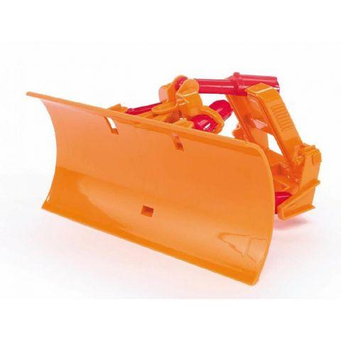 Čelní shrnovací radlice pro traktory 02581 BRUDER