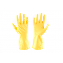 """Celomáčené rukavice STARLING žluté, v. 09"""" (L)"""