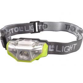 Čelovka 40lm, 1W + 2 červené LED EXTOL LIGHT