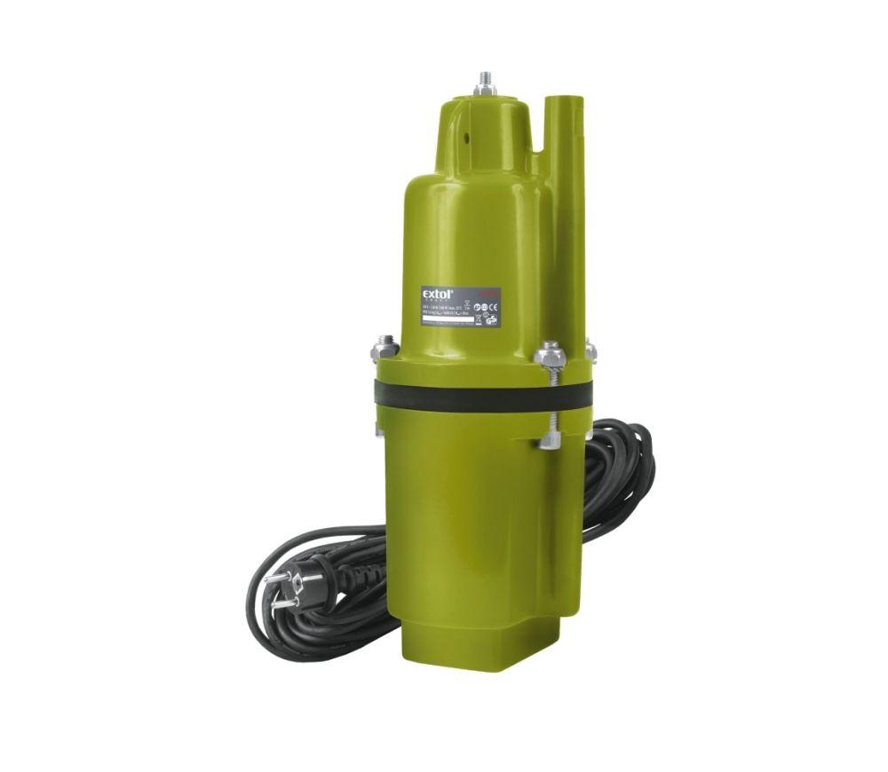 Čerpadlo membránové hlubinné ponorné 300W kabel 10m, EXTOL Craft Nářadí-Sklad 1 | 4