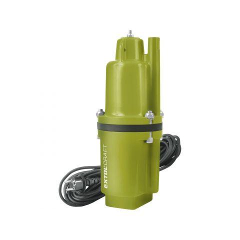 Čerpadlo membránové hlubinné ponorné, 600W, 10m, horní sání EXTOL CRAFT