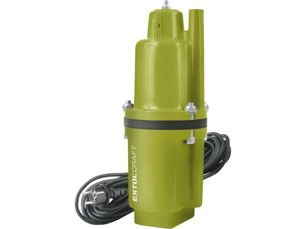 Čerpadlo membránové hlubinné ponorné, 600W, 20m, EXTOL CRAFT *HOBY 5.63Kg 414176