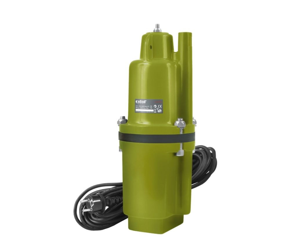 Čerpadlo membránové hlubinné ponorné, 600W, 20m, EXTOL CRAFT Nářadí-Sklad 1 | 5.63