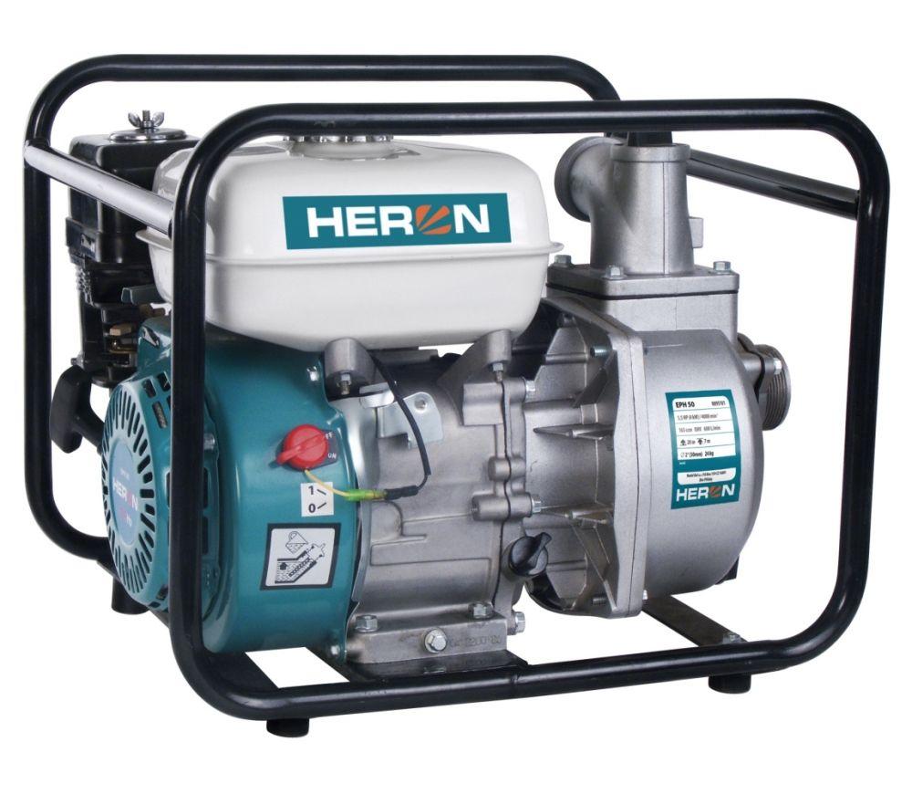 Čerpadlo motorové proudové 5,5HP, EPH 50, HERON Nářadí-Sklad 1 | 25