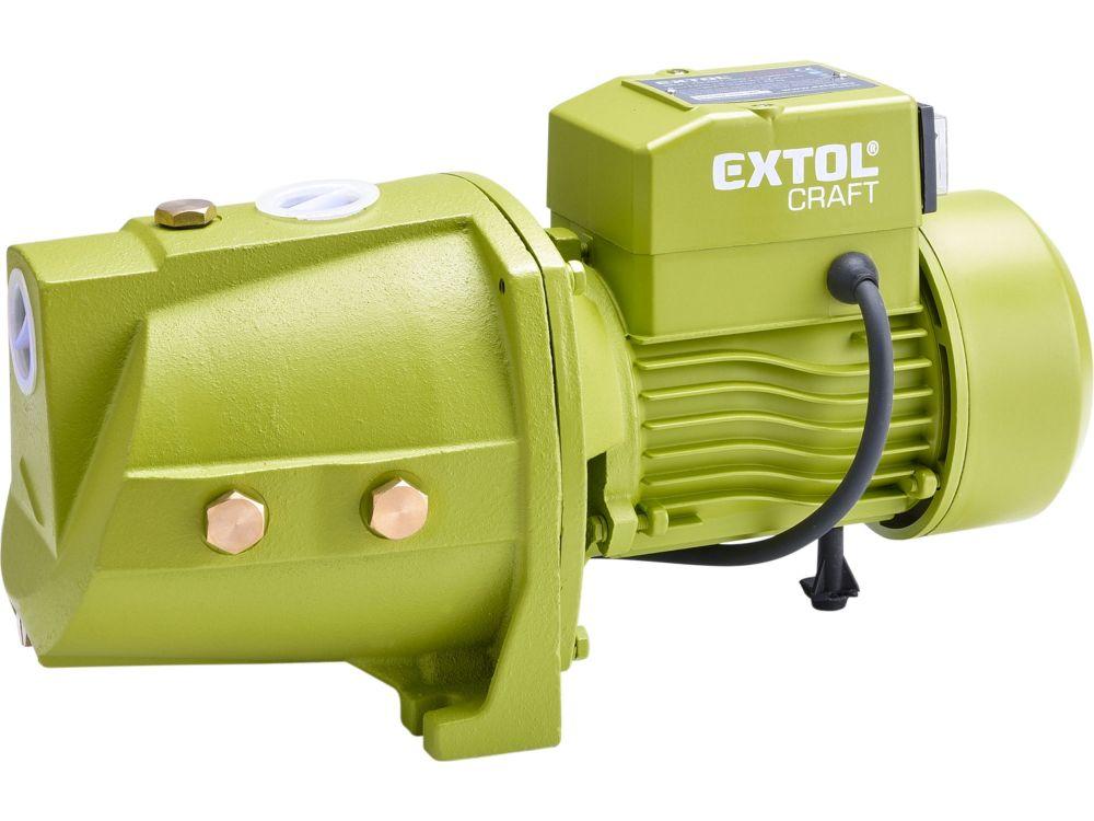 Čerpadlo proudové, 500W, 3080l/hod EXTOL CRAFT *HOBY 10Kg 414262