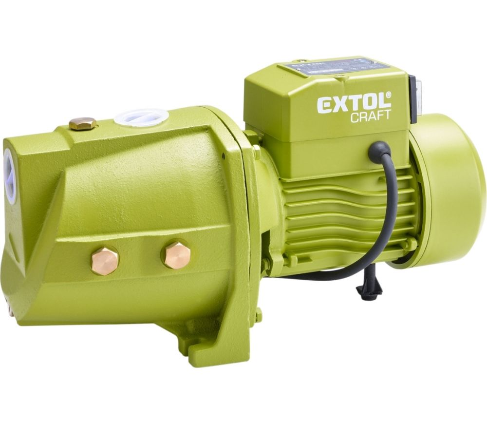 Čerpadlo proudové, 500W, 3080l/hod EXTOL CRAFT Nářadí-Sklad 1   10