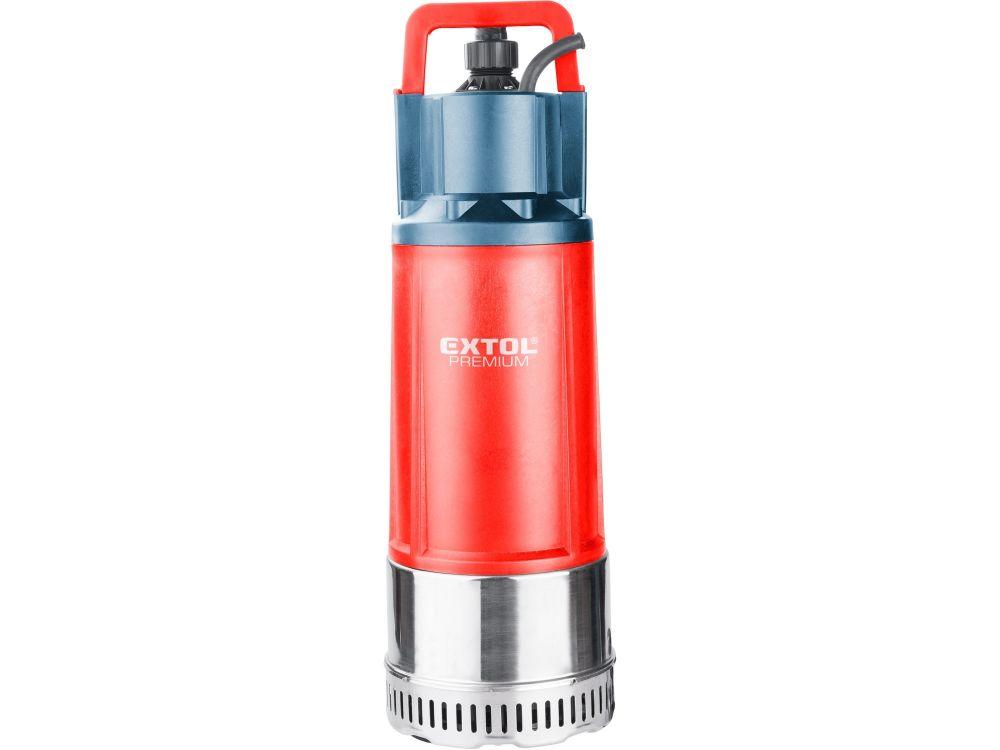 Čerpadlo/vodárna ponorné tlakové, 1200W, 6000l/h EXTOL PREMIUM *HOBY 11Kg 8895017