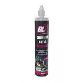 Chemická kotva polyester BL6 - kartuše 300ml