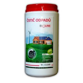 Čistič odpadů - BIOLINE 1 kg KAXL